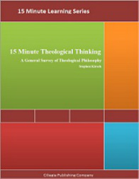 15 Minute Theology